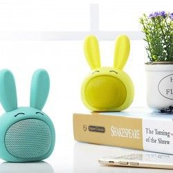 Wireless Speaker Bluetooth Cutty Bunny