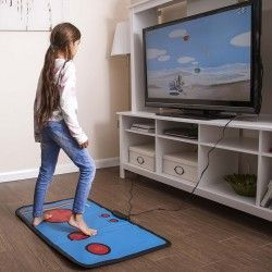Retro Games Carpet to play with the feet
